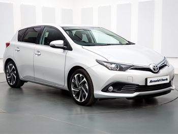 Vehicle details for Brand New Toyota Auris