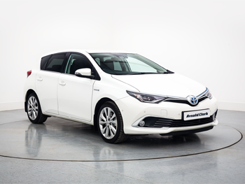 Vehicle details for 65 Toyota Auris