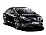 Vehicle details for 15 Toyota Avensis