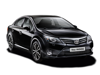 Vehicle details for 64 Toyota Avensis