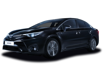 Vehicle details for Brand New Toyota Avensis