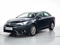Vehicle details for 16 Toyota Avensis