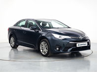 Vehicle details for 66 Toyota Avensis