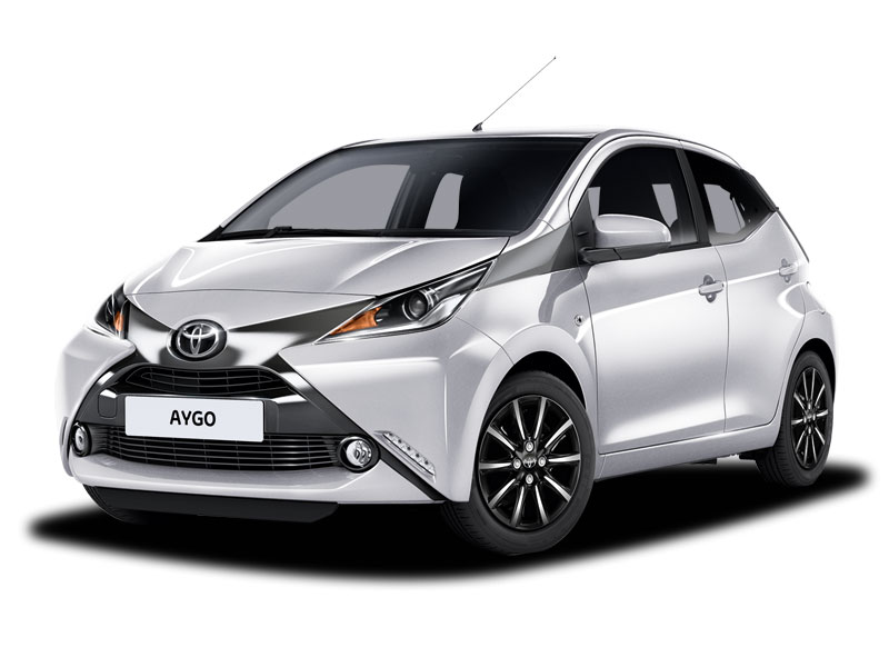 New Toyota AYGO Cars for sale | Arnold Clark
