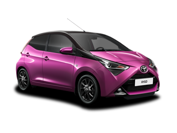 Vehicle details for Brand New 68 Toyota AYGO