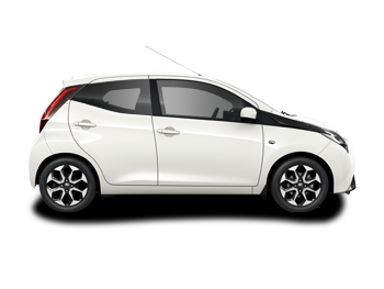 Vehicle details for Brand New Toyota AYGO