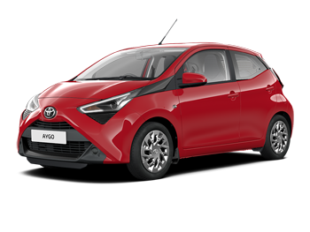 Vehicle details for 68 Toyota AYGO