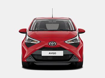 69 Toyota AYGO