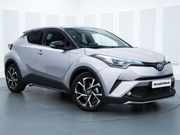 Vehicle details for Brand New Toyota C-HR
