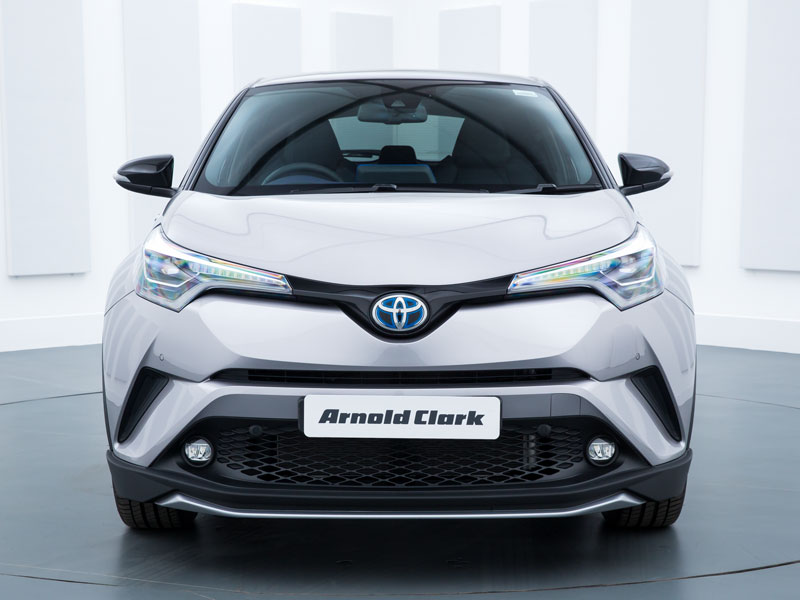 40 Used Toyota C-HR cars for sale in the UK | Arnold Clark