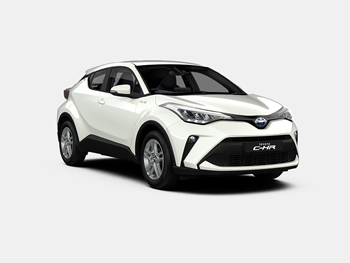 Brand New 70 Plate Toyota C-HR