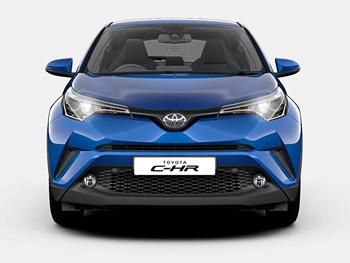 67/18 Toyota C-HR