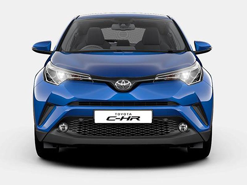 Brand New Toyota C-HR 1.8 Hybrid Dynamic 5dr CVT