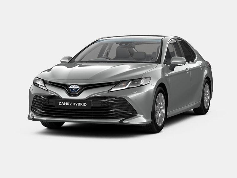 Brand New Toyota Camry 2.5 VVT-i Hybrid Design 4dr CVT