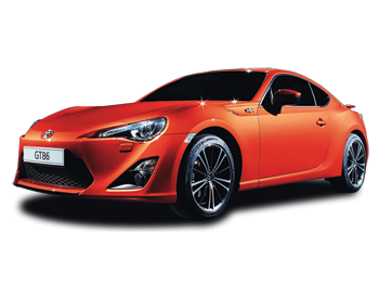 Vehicle details for Brand New Toyota Gt86