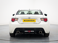 Vehicle details for 66 Toyota Gt86