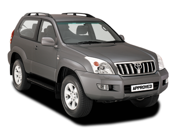 Vehicle details for 18 Toyota Land Cruiser