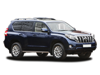 Vehicle details for 16 Toyota Land Cruiser