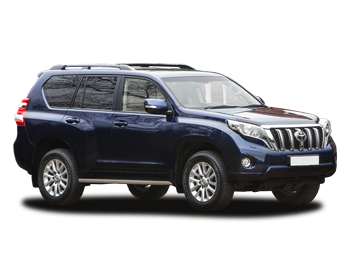 Vehicle details for 17 Toyota Land Cruiser