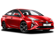 Vehicle details for Brand New Toyota Prius