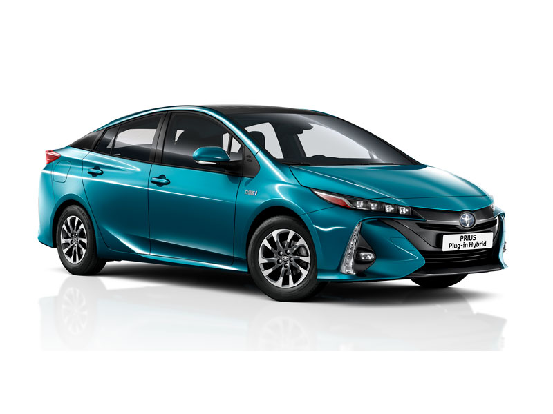 New Toyota Prius >> Toyota Prius 1 8 Vvti Plug In Business Edition Plus 5dr Cvt