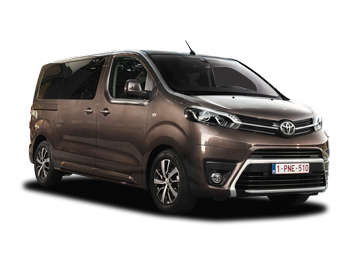Vehicle details for Brand New Toyota PROACE VERSO