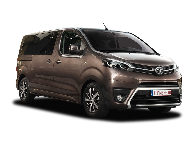 brand new toyota proace verso 2 0d family medium 5dr arnold clark. Black Bedroom Furniture Sets. Home Design Ideas