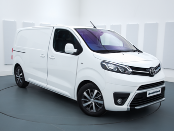 Vehicle details for 67/18 Toyota PROACE