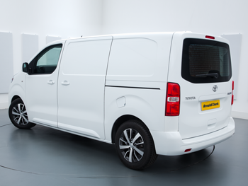 Vehicle details for 18 Toyota PROACE