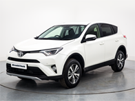 Vehicle details for Brand New Toyota Rav4