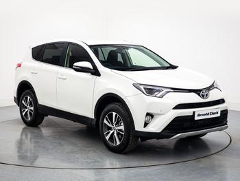 Vehicle details for 16 Toyota Rav4