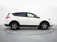 Vehicle details for Brand New Toyota Rav4