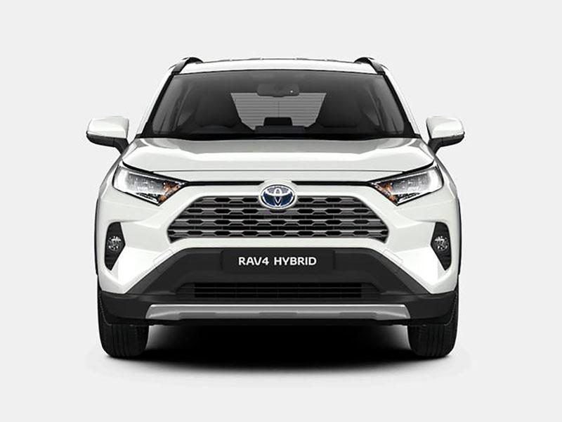 Brand New Toyota RAV4 2.5 VVT-i Hybrid Design 5dr CVT