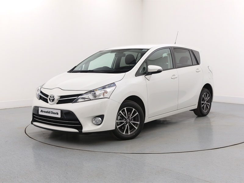 New Toyota Verso Cars For Sale Arnold Clark