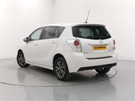 Vehicle details for 15 Toyota Verso
