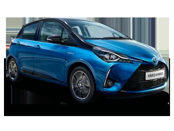 Brand New Toyota Yaris