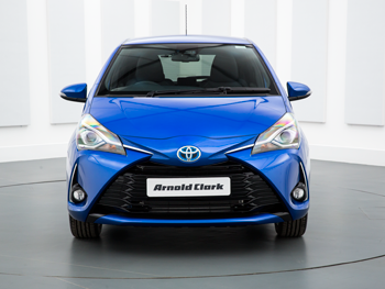 Vehicle details for Brand New Toyota Yaris