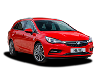Vehicle details for Brand New Vauxhall Astra