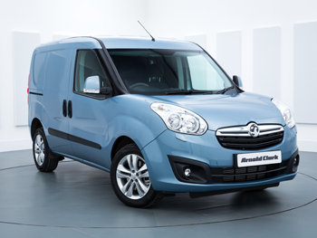 Vehicle details for Brand New 18 Vauxhall Combo