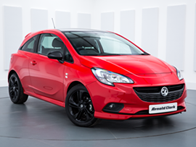 Vehicle details for Brand New Vauxhall Corsa