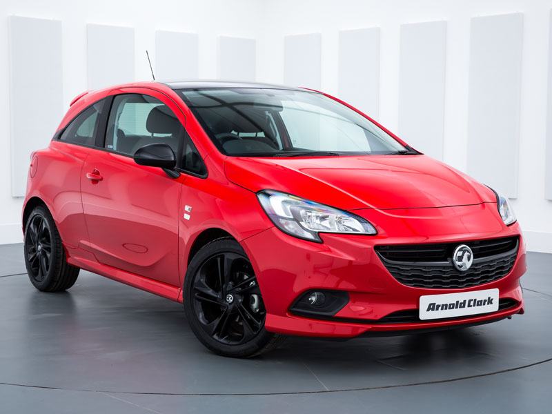 new vauxhall corsa cars for sale arnold clark. Black Bedroom Furniture Sets. Home Design Ideas