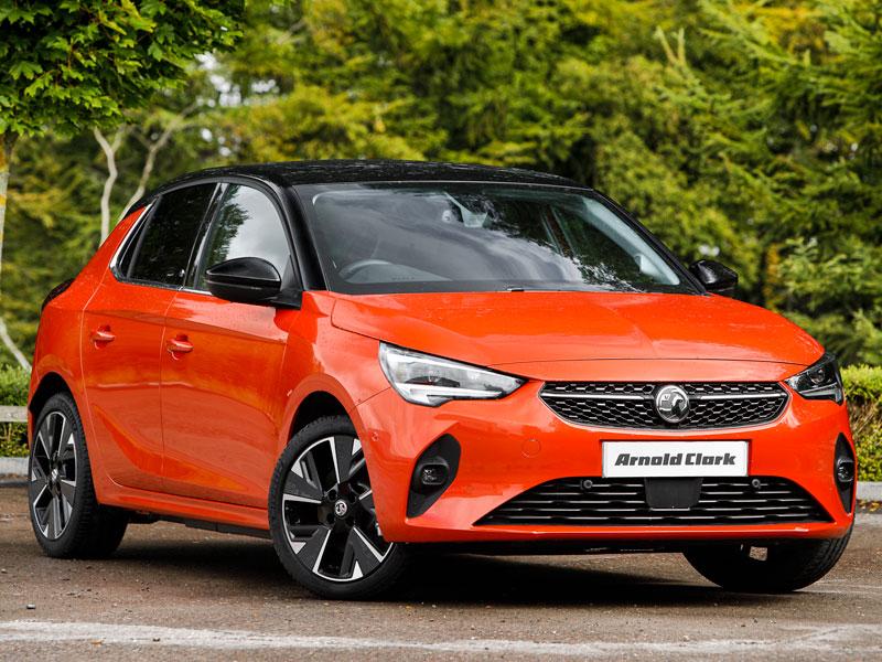 Brand New Vauxhall Corsa-E