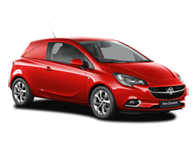 Vehicle details for 17 Vauxhall Corsa