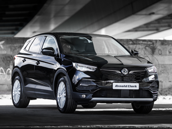 Vehicle details for 18 Vauxhall Grandland X
