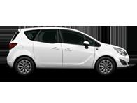Vehicle details for Brand New Vauxhall Meriva