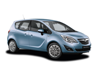 Vehicle details for 66/17 Vauxhall Meriva