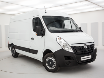 Vehicle details for 68 Vauxhall Movano