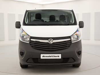 Vehicle details for 17 Vauxhall Vivaro