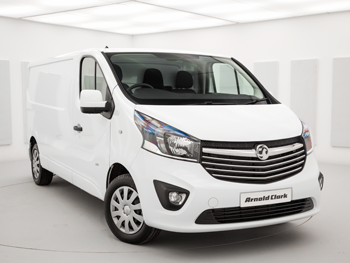 Vehicle details for Brand New 18 Vauxhall Vivaro