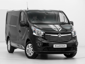 Vehicle details for 68 Vauxhall Vivaro
